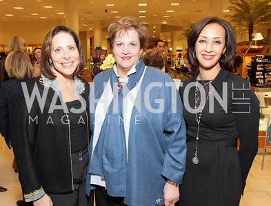 eloise poretz, martha slagle, rochelle carroll, Photo by Tony Powell