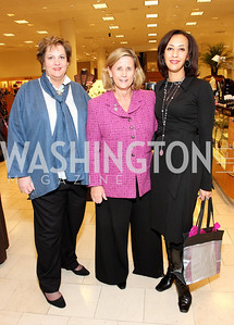 martha slagle,  judith hammerschmidt, Photo by Tony Powell