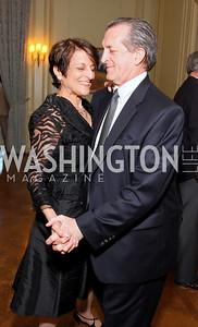 Joan Keston, Hugh Grindstaff,  Photo by Tony Powell
