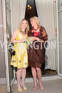 Anne Davis, Cathy Brentzel  Photo by Tony Powell