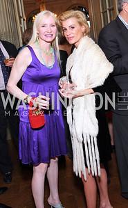 Dorothy Colby, Katja Lonnes  Photo by Tony Powell