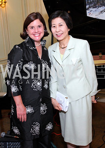 Judy Bishop, Hanayo Kato,  Photo by Tony Powell