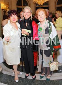 Vera Emmerig, Jill Gore, Catherine Philpott  Photo by Tony Powell