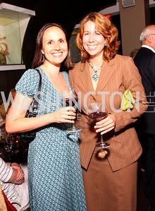 Erin Barnes, Melissa Squire,Photo by Tony Powell