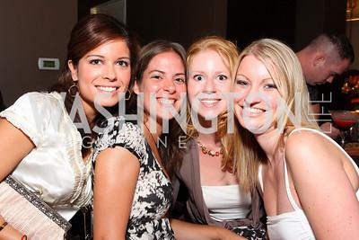 Liz Sigman, Laura Dri, Jess Loughlin, Janice Mould  Photo by Tony Powell
