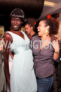Nunu Deng, Amy Holmes  Photo by Tony Powell