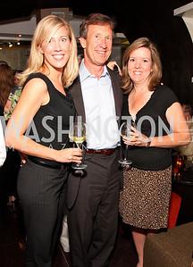 Cindy McLaughlin, Charlie Kris,  Photo by Tony Powell