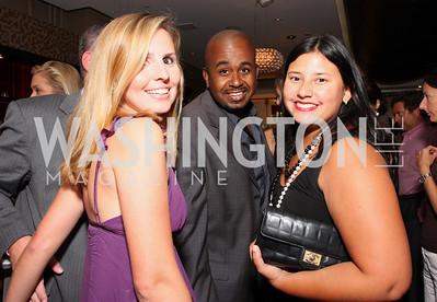 Heather Sala, Theo Abbott, Cheryl Romero, Photo by Tony Powell