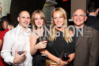 Brian Dreyfuss, Linda Lucilla, Deluca Norman, Photo by Tony Powell