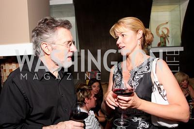 Dominic Cardella, Pamela Clark, Photo by Tony Powell