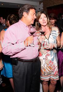 Jim Nobic, Mary Ann Mcelroy,Photo by Tony Powell