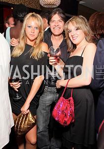 Lucilla Deluca, Jack Ketchum, Linda Ketchum,  Photo by Tony Powell