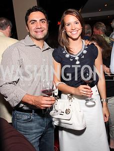 Bob Ghafouri, Julia Ehrgood, Photo by Tony Powell