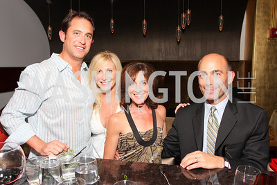 Mitchell Borwit, Nancy Borwit, Lisa GAssner, Paul Gassner,  Photo by Tony Powell