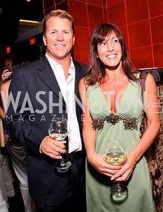 Doug Dixon, Cheryl Nicholson, Photo by Tony Powell