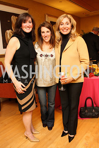 meredith jacobs, lee gorsky, janet pitt Photo by Tony Powell