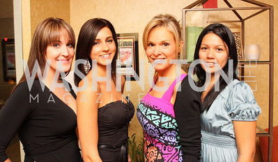 kelly stotz, lea moures, dawn ferrari, michelle wasienko Photo by Tony Powell