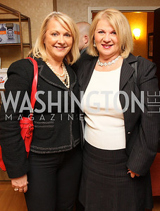 marilyn thompson, gloria powers Photo by Tony Powell