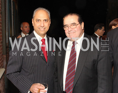 flavio espinal, antonin scalia, Photo by Tony Powell