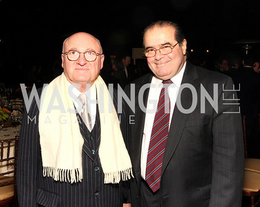 paul garmirian, antonin scalia, Photo by Tony Powell