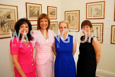 Liz Sara, Barbara Harrison, Debbie Dingell  Photo by Kyle Samperton