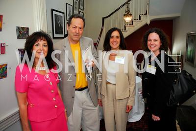 Liz Sara, Glenn Marcus, Melissa Maxman  Photo by Kyle Samperton