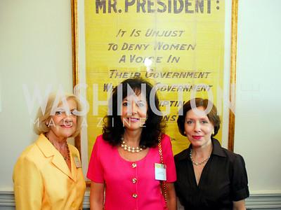 Joan Nanni, Liz Sara, Margaret Suzor,  Photo by Kyle Samperton