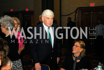 Jack Kemp, Marcia Carlucci, Photo by Kyle Samperton