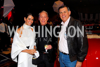 Rhana Walker, Jim Kimsey, Mel Martinez, Photo by Kyle Samperton