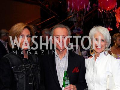 Kathy Hayes, Beano Gerson, Nina Corby, Photo by Kyle Samperton