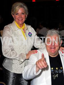 Sandy Bennett, Bill Bennett,Photo by Kyle Samperton