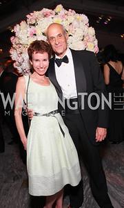 Meryl Chertoff, Michael Chertoff,  Photo by Tony Powell