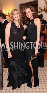 Erika Gutierrez, Edilia Gutierrez,  Photo by Tony Powell