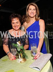 Claudia Fritsche, Deborah Louison,  Photo by Tony Powell