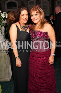 Shahin Malfi, Annie Totah,  Photo by Tony Powell
