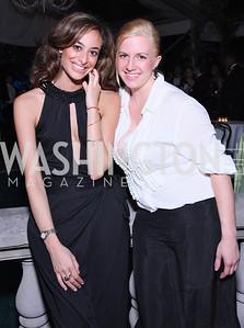Erika Gutierrez, Christina Wilkie,  Photo by Tony Powell
