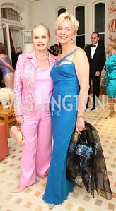 Judy Esfandiary, Caroline Boutte,  Photo by Tony Powell