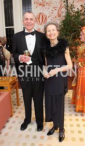 Jack Thomas, Barbara Toole,  Photo by Tony Powell