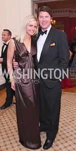 Bruce Bradley, Sharon Bradley,  Photo by Tony Powell