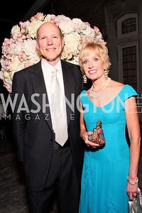 Jim Valentine, Kathy Kemper,  Photo by Tony Powell
