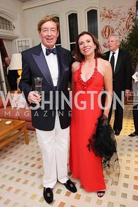 Michael  Sullivan, Monique Ogilvie,  Photo by Tony Powell