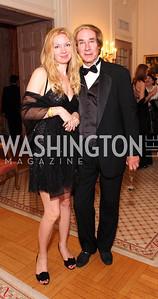 Elena Speroni, Michael Vince,  Photo by Tony Powell