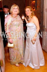 Linda Sonnenreich, Artemis McDonald,  Photo by Tony Powell