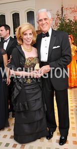 Patricia Sagon, Chuck Miller,  Photo by Tony Powell