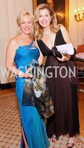 Jane Cafritz, Caroline Boutte,  Photo by Tony Powell