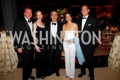 Jim Bell, Julianna Glover, Luca Ferrari, Maria Chiara Ferrari, Mark Scott. Photo by Kyle Samperton.