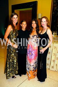 Mae Grannen, Julia Wood, Kaitlin Haney, Julianna Glover. Photo by Kyle Samperton