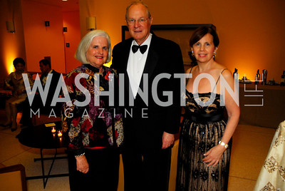 Mary Kennedy, Anthony Kennedy, Adrienne Arsht. Photo by Kyle Samperton.