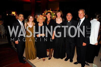 Robert Hisaoka, Paula Hisaoka, Marie Fumich, Philip Rosato, Thomas Liljenquist. Photo by Kyle Samperton.