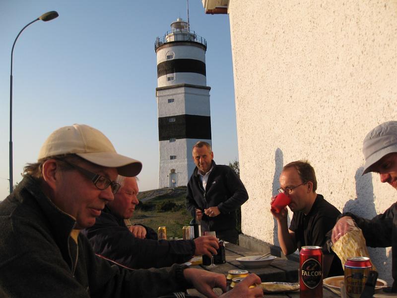 Middagsdax, Alf, Åke, Klasse och Mikael